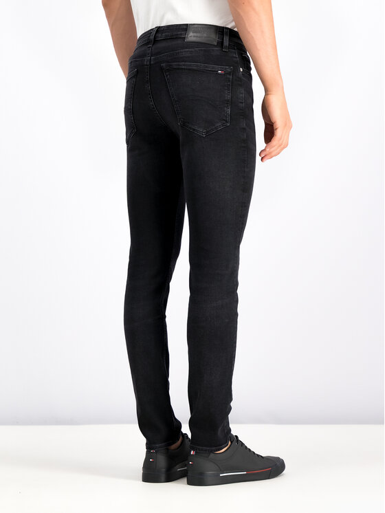 Tommy Jeans Tommy Jeans Jeans DM0DM06393 Schwarz Skinny Fit