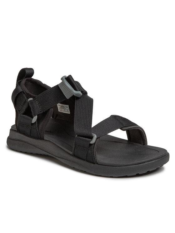 Columbia Basutės Sandal BM0102 Juoda