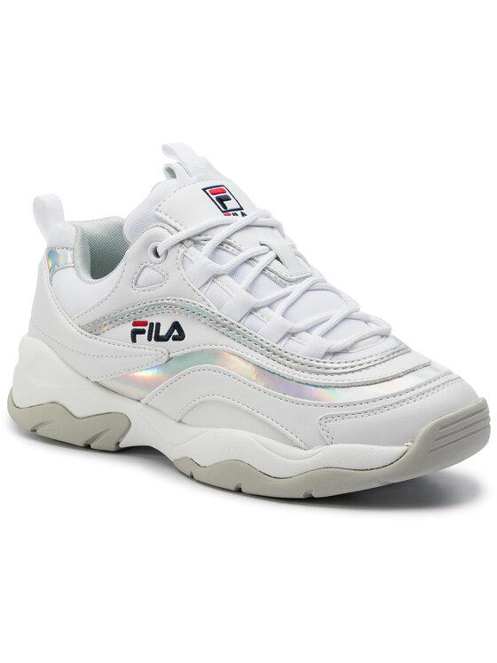 Fila Fila Sneakersy Ray M Low Wmn 1010763.00K Bílá