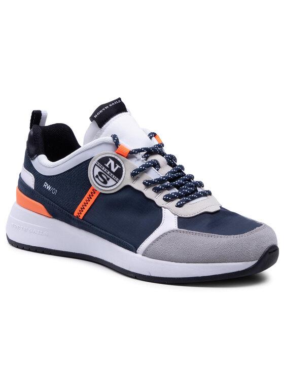 North Sails Laisvalaikio batai RW/01 Wave 020 Tamsiai mėlyna