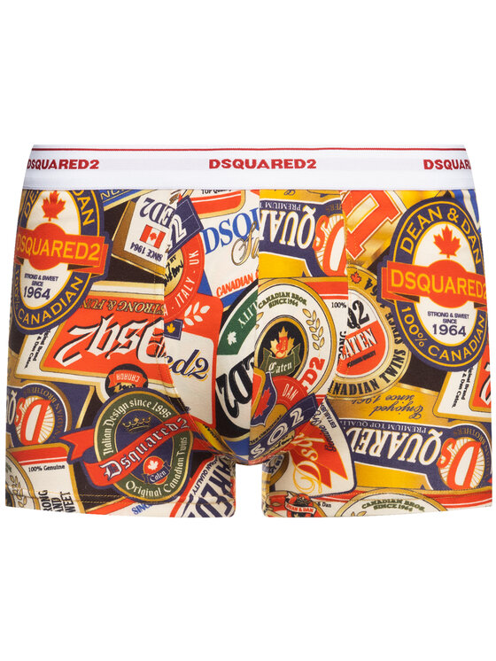 Dsquared2 Underwear Dsquared2 Underwear Боксерки D9LC62520 Цветен