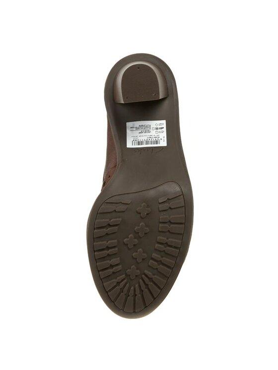 Clarks Clarks Κλειστά παπούτσια Blues Charm 261010214 Καφέ