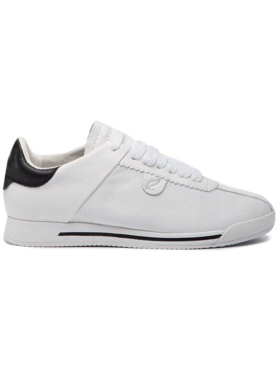 Geox Geox Sneakersy D Chewa A D724MA 00085 C1000 Biały