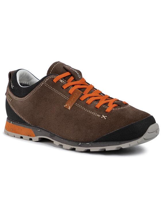 Aku Turistiniai batai Bellamont 3 Suede Gt GORE-TEX 504.3 Ruda