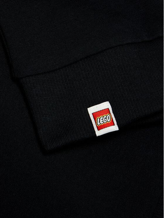 LEGO Wear LEGO Wear Bluza 12010048 Czarny Regular Fit