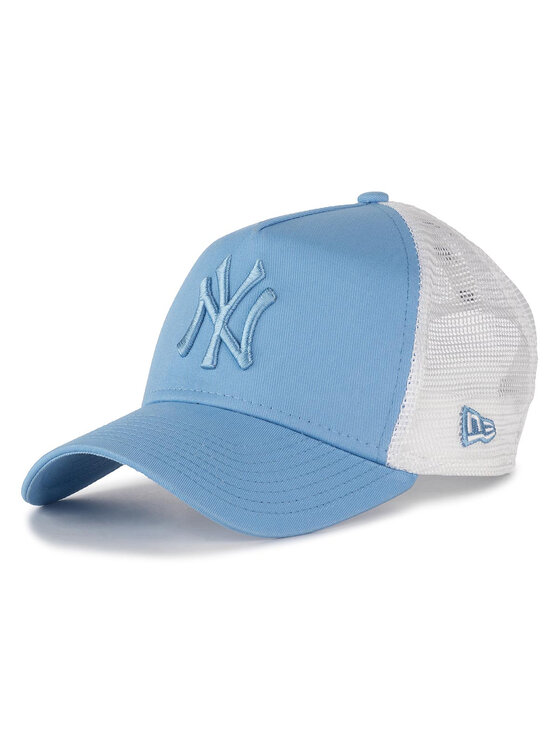 New Era New Era Șapcă Essential Trucker N 11945544 Albastru
