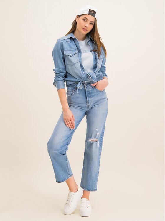 Levi's® Levi's T-Shirt 17369-0905 Μπλε Regular Fit