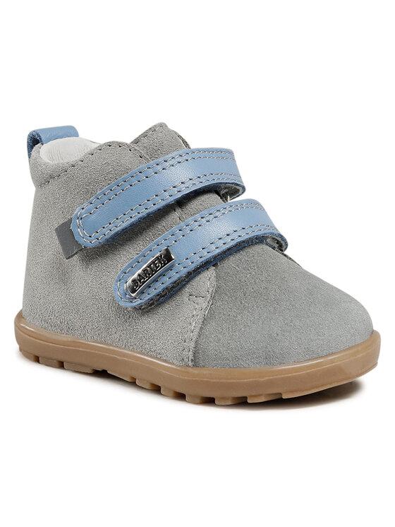 Bartek Auliniai batai 11773-001 J12 Pilka