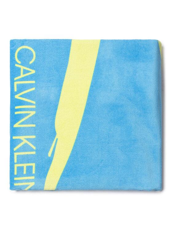 Calvin Klein Calvin Klein Ručník Towel KK0KK00059 Modrá