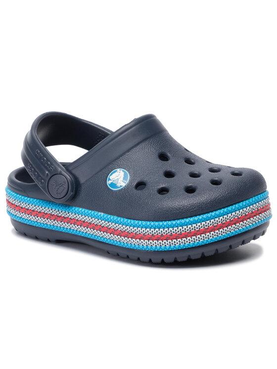 Crocs Crocs Papucs Crocband Sport Cord Clog K 205899 Sötétkék
