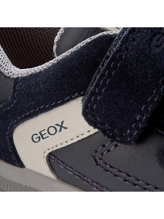 Geox Geox Półbuty J Arzach B. A J744AA 05422 C0661 Granatowy