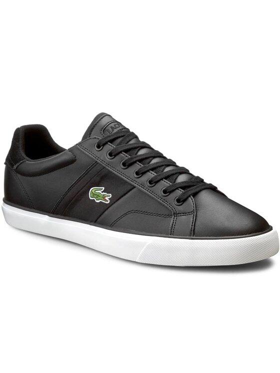 Lacoste Lacoste Sneakersy Fairlead 316 1 7-32SPM0013024 Černá