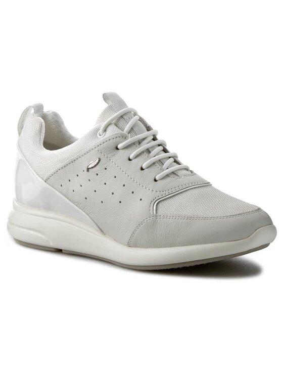 Geox Geox Sneakersy D Ophira B D621CB 08514 C1352 Biela