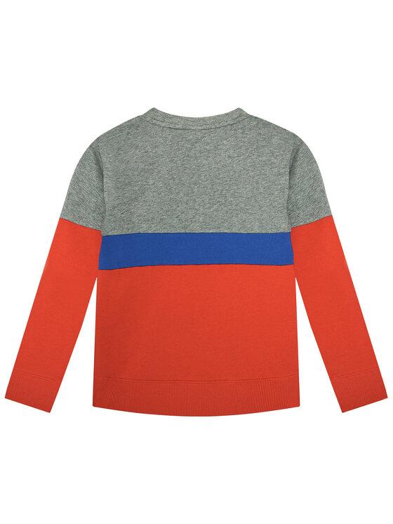 Napapijri Napapijri Bluza Baloy NP0A4E D Czerwony Regular Fit
