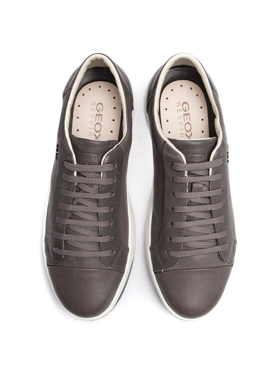 Geox Geox Sneakersy U Ricky A U72W1A 00043 C9004 Brązowy