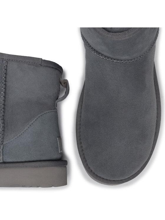 Ugg Ugg Pantofi W Classic Mini II 1016222 Gri