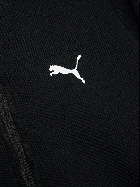 Puma Puma Dres Full Zip 585732 Czarny Regular Fit