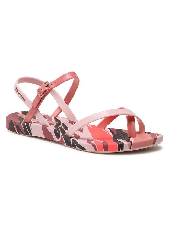 Ipanema Basutės Fashion Sand IX Fem 82891 Rožinė