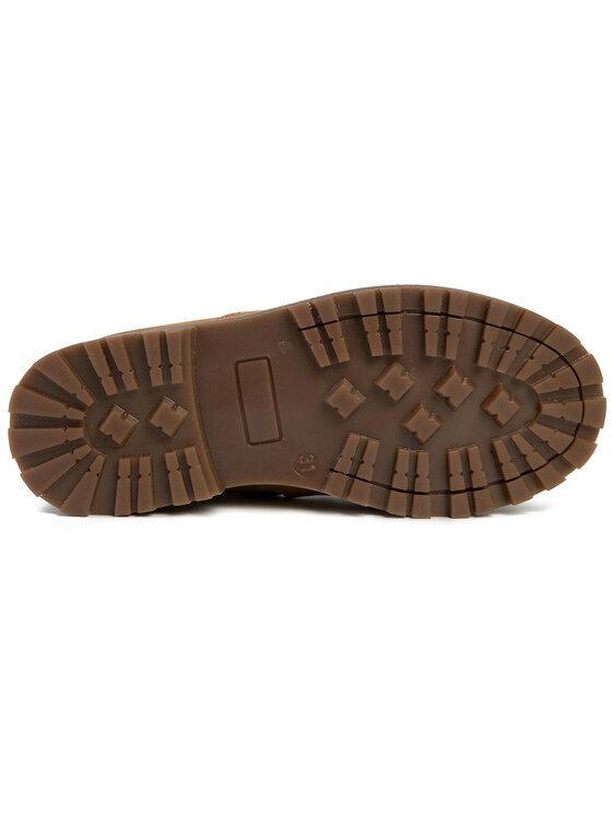 Froddo Froddo Turistická obuv G3110138-3 S Žlutá