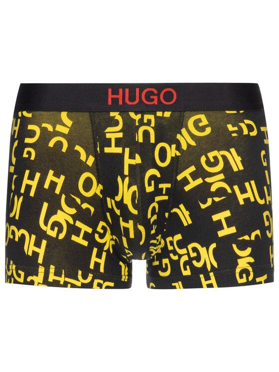 Hugo Hugo Sada 2 kusů boxerek 50403225 Černá
