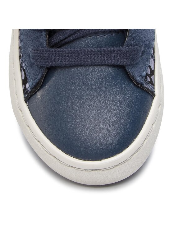 Geox Geox Sneakersy J Kalispera G. D J844GD 0DHBC C4002 M Tmavomodrá
