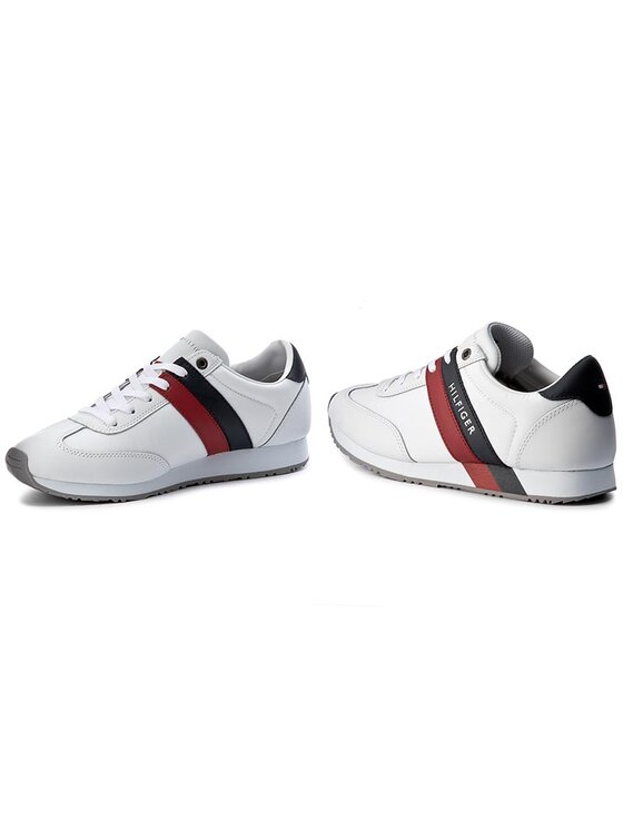 Tommy Hilfiger Tommy Hilfiger Sneakers Maxwell 12C2 FM0FM00613 Alb