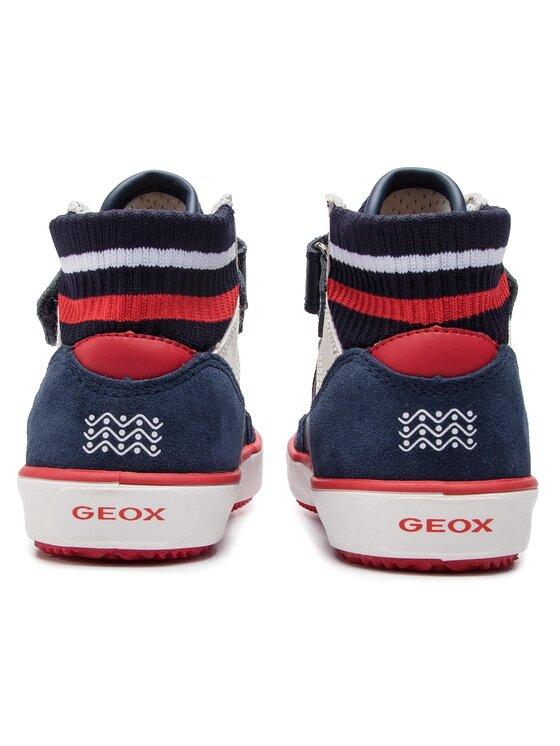 Geox Geox Сникърси J Alonisso B. D J922CD 01422 C4211 S Тъмносин