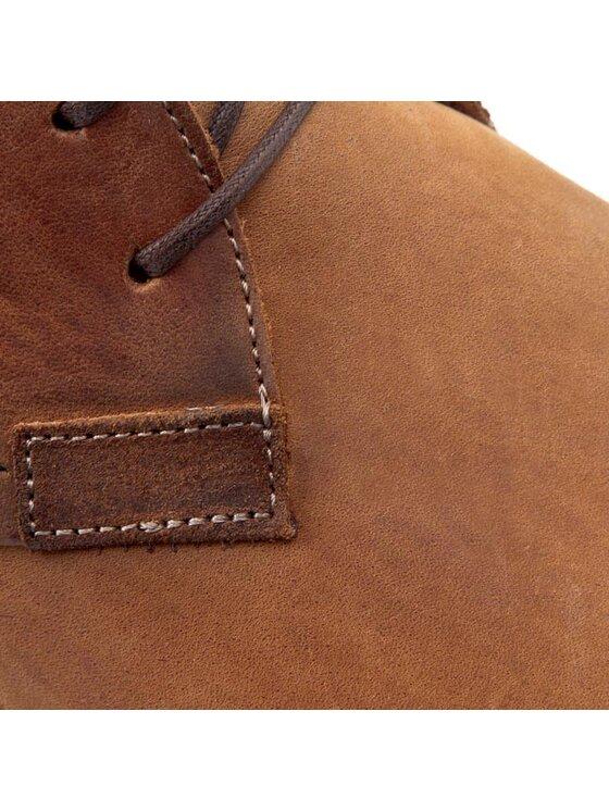 Lloyd Lloyd Kotníková obuv Debar 25-569-12 Hnědá