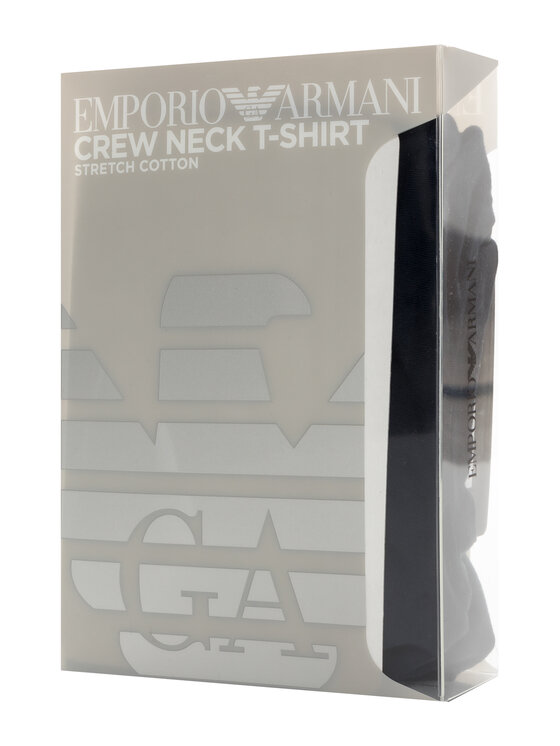 Emporio Armani Underwear Emporio Armani Underwear Тишърт 111035 9P523 00135 Тъмносин Regular Fit