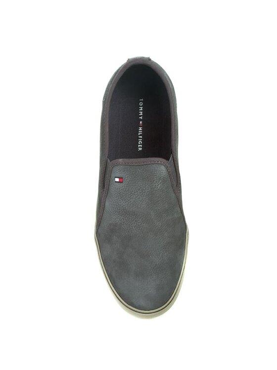 Tommy Hilfiger Tommy Hilfiger Κλειστά παπούτσια Henry 3N FM56817508 Γκρι