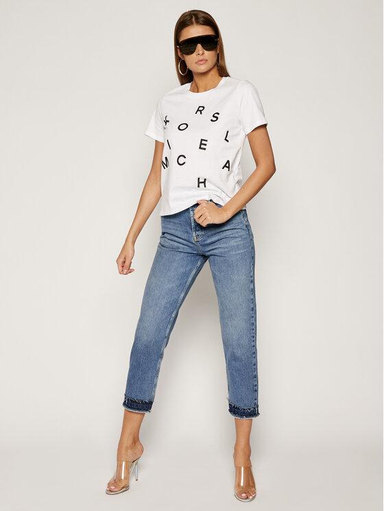 MICHAEL Michael Kors MICHAEL Michael Kors T-Shirt MU95M9397J Biały Regular Fit