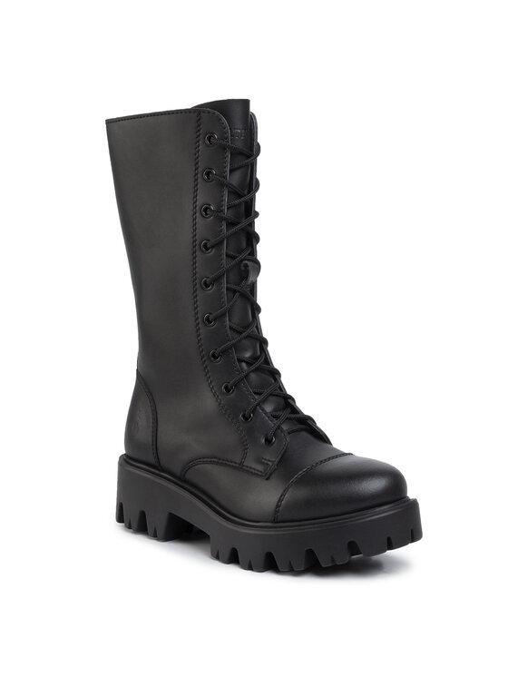 Altercore Žygio batai 666 Juoda