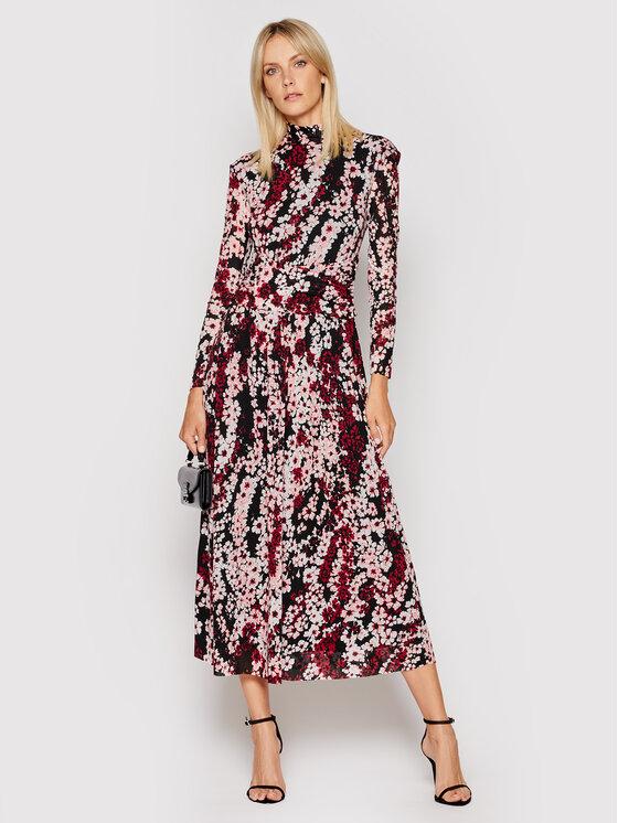 MAX&Co. Kasdieninė suknelė Cratere 76219821 Juoda Regular Fit