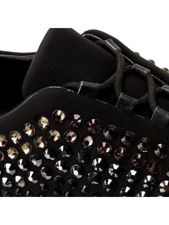 Pinko Pinko Sneakersy Giglio Al 16-17 BLKS1 1H2081 Y2KP Czarny