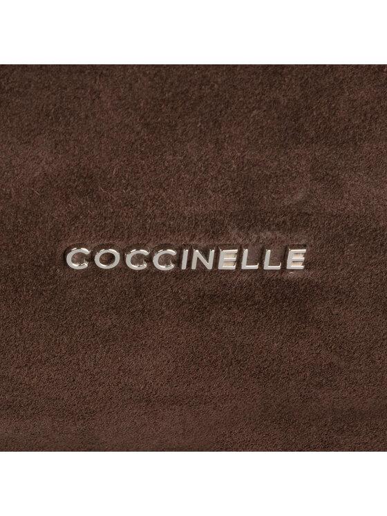 Coccinelle Coccinelle Torebka EI1 Keyla Suede E1 EI1 13 01 01 Brązowy