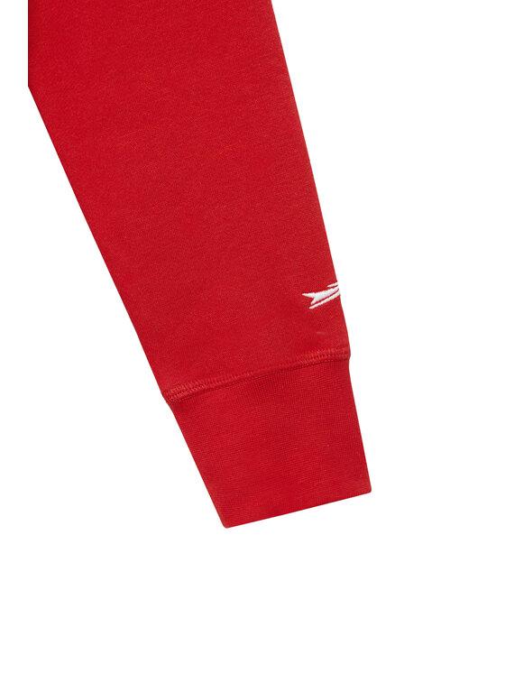 Sprandi Sprandi Bluza SS21-BLK003 Czerwony Regular Fit