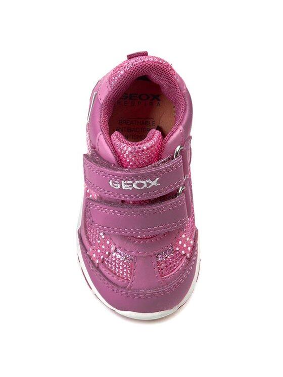 Geox Geox Półbuty B Shaax G.A B5233A 043AS C8002 Różowy