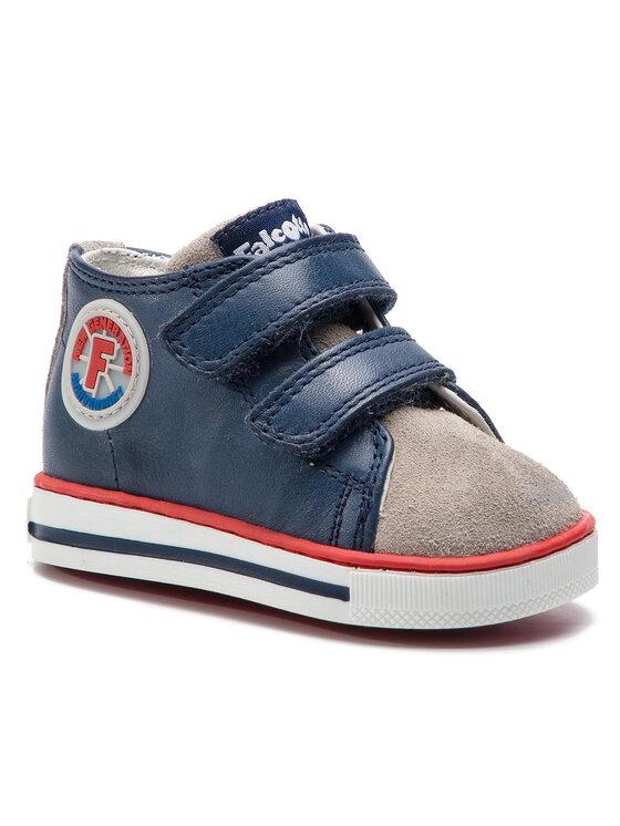 Naturino Auliniai batai Falcotto By Naturino 0012013581.11.1B27 M Tamsiai mėlyna