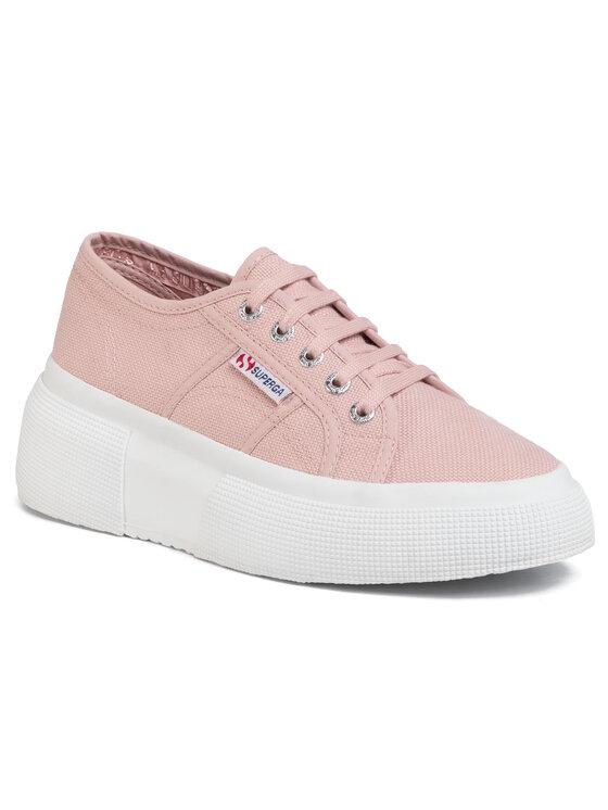 Superga Laisvalaikio batai 2287 Cotw S00DQS0 Rožinė