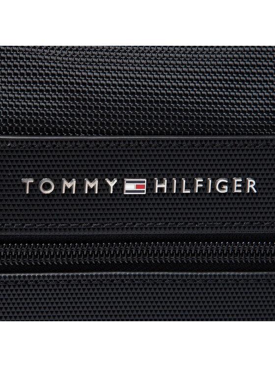 Tommy Hilfiger Tommy Hilfiger Torba na laptopa Elevated Nylon Computer Bag AM0AM07748 Czarny