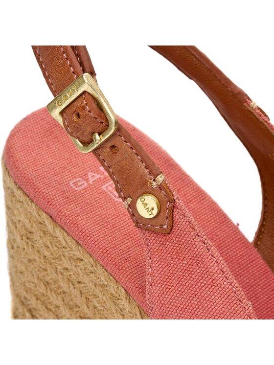 Gant Gant Espadrilles Madison 10568534 Rózsaszín