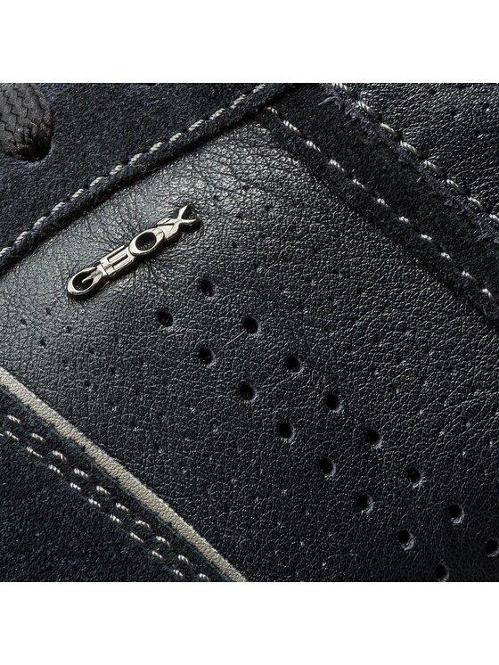 Geox Geox Sneakersy U Clemet A U822FA 08522 C4002 Tmavomodrá