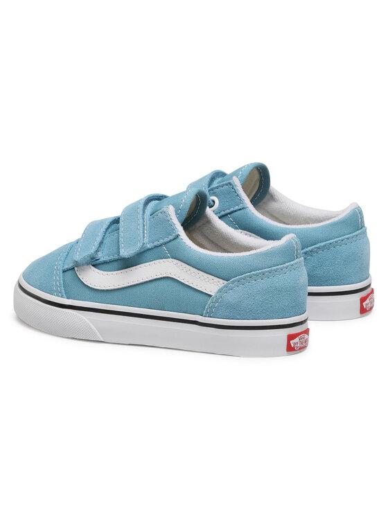 Vans Vans Tenisówki Old Skool V VN0A38JN33L1 Niebieski