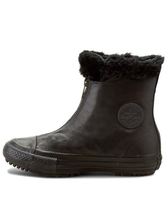 Converse Converse Tronchetti Ctas Boot Shroud Leather+Fur X 553350C