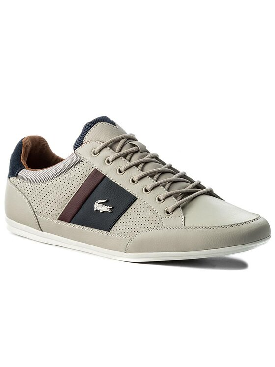 Lacoste Lacoste Sneakersy Chaymon 317 1 Cam 7-34CAM0006WN1 Sivá