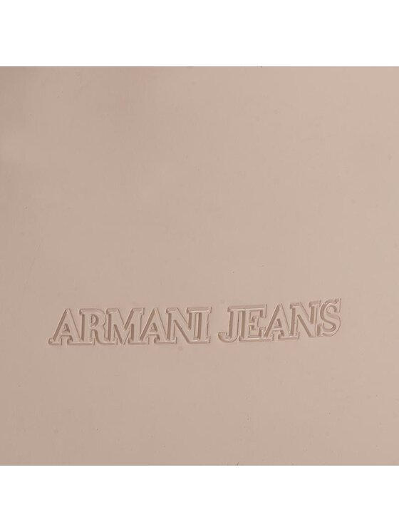 Armani Jeans Armani Jeans Дамска чанта 922212 7P772 06250 Бежов
