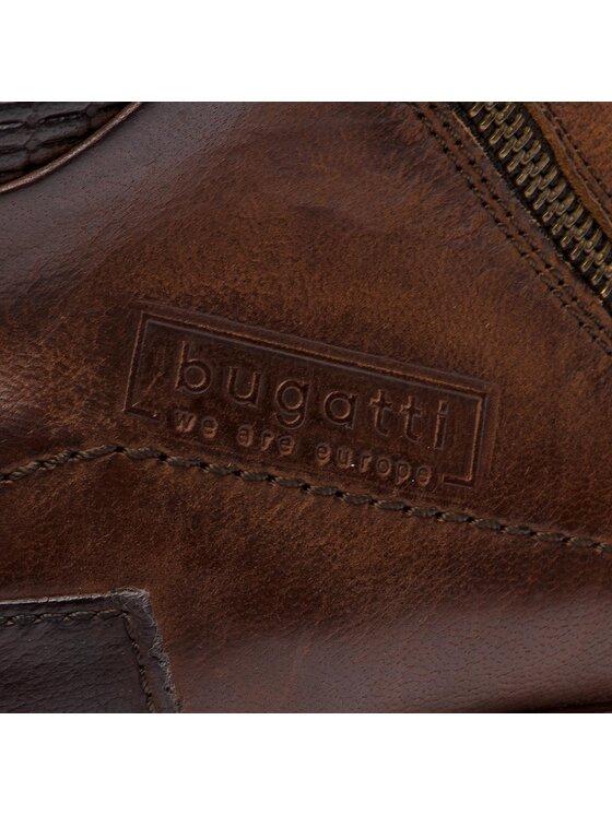 Bugatti Bugatti Kozaki 311-60233-3000-6100 Brązowy