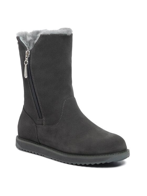 EMU Australia Aulinukai Gravelly Leather W11561 Pilka