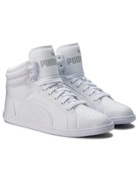 Puma Puma Sneakers Ikaz Mid V2 363713 03 Bianco
