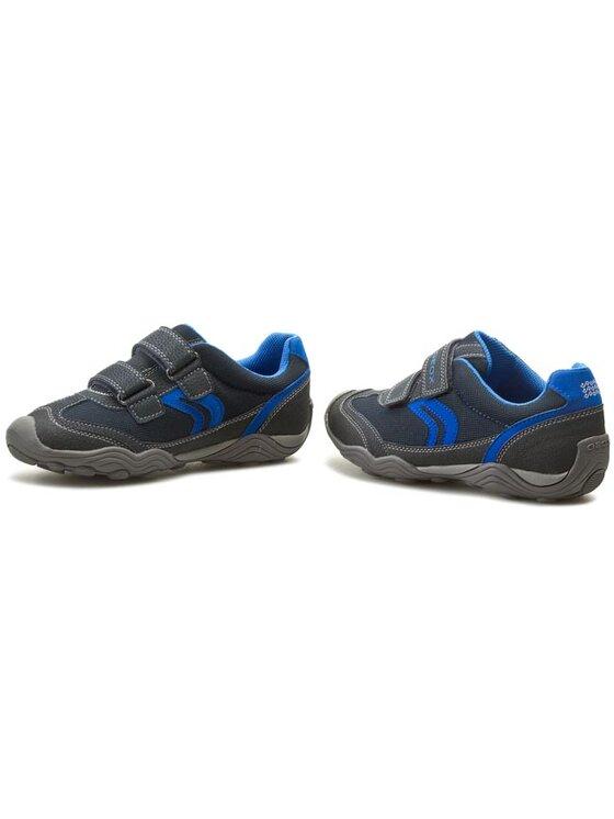 Geox Geox Chaussures basses J Arno B J42F0B 014CE C4226 D Bleu marine